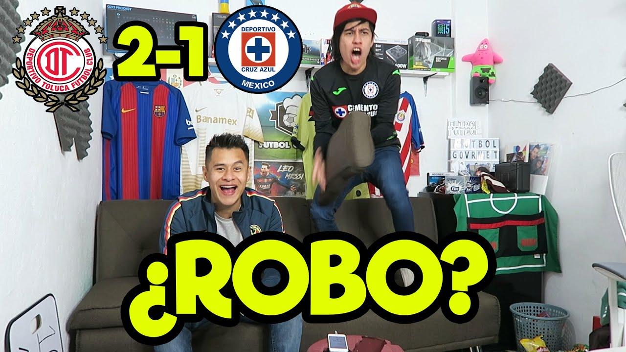 Cruz Azul remonta ante Toluca y avanza a semifinales