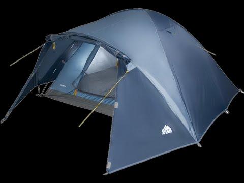 """Мои первые впечатления от палатки """"Trek Planet Palermo 2"""""""