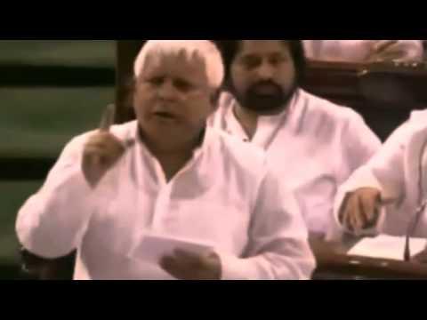 Lalu Prasad Yadav ji speech in Parliament on Lokpal bill