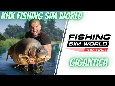 KHK Angling @ Gigantica (Fishing Sim World)  