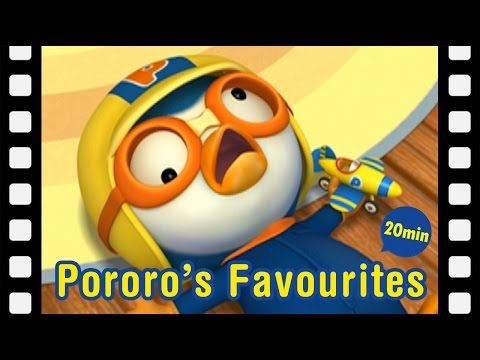 [Pororo Mini Movie] Ep12 Pororo's Favourites | Kids movie | Animated Short | Pororo