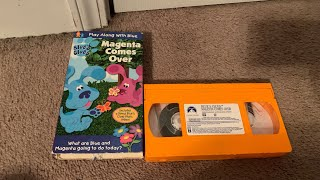 Mavi İpuçları açılışı: Eflatun Üzerinde 2000 VHS Geliyor
