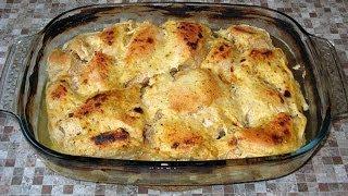 видео Маринованная курица в кефире - как мариновать курицу - низкокалорийные рецепты