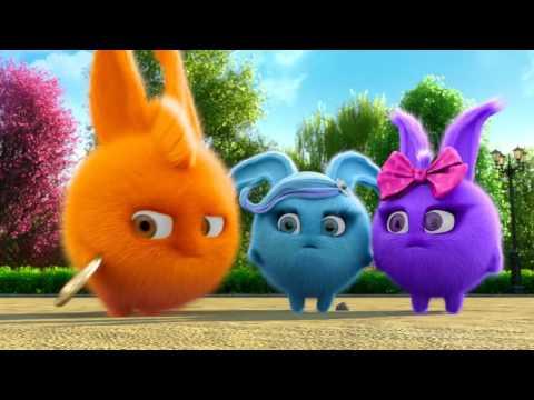 Cartoon   Sunny Bunnies – Meet the Bunnies – Iris! 💜 Funny Cartoons for Children 2016