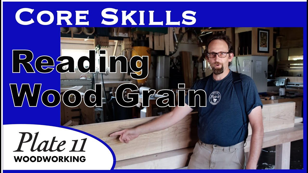 Reading Wood Grain - Faces of Plain Sawn White Ash Boards