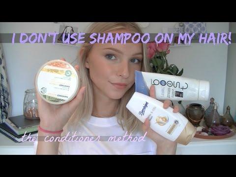 Conditioner Method // I Don't Use Shampoo!!