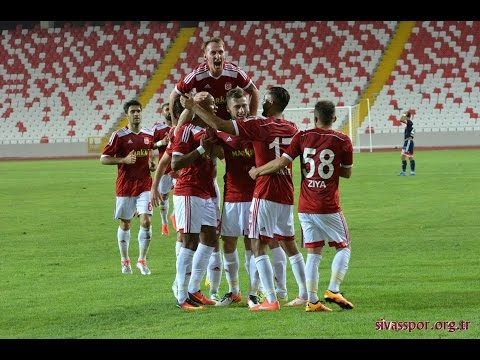 ÖZET | Sivasspor 6-0 Mersin İdmanyurdu