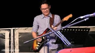 Indra Lesmana Group ft. Tompi - So Danco Samba @ Mostly Jazz in Bali 07/06/15 [HD]