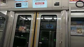 相鉄12000系 モハ12502 西谷→羽沢横浜国大→武蔵小杉→西大井