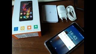 Обзор Oukitel C5 📱 дешевый смартфон с Android 7