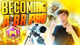 Becoming a Professional Battle Royale Player... AGAIN! COD Mobile