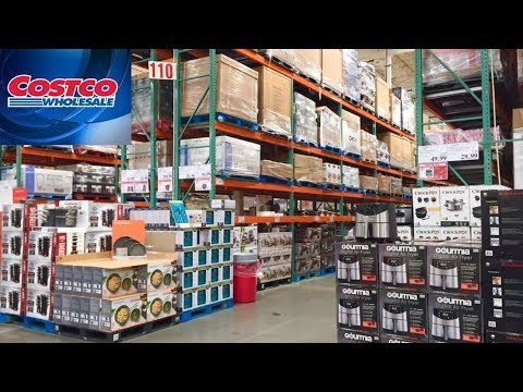 COSTCO KITCHEN KITCHENWARE DINNER WARE DININGWARE SHOP WITH ME SHOPPING STORE WALK THROUGH