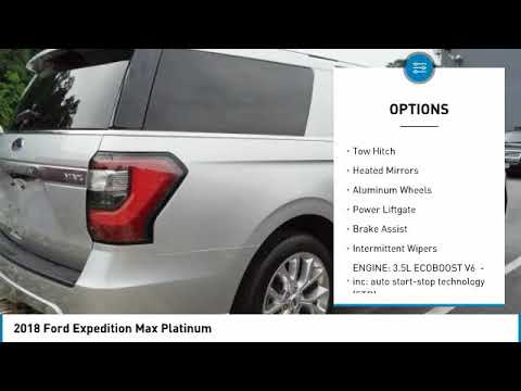 2018 Ford Expedition Max 61261A