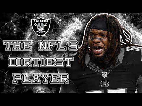 How Vontaze Burfict Became the Most HATED Player in the NFL