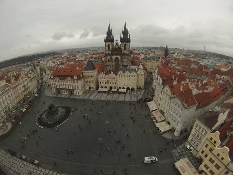 Backpacking Europe 2014 (6/7): Prague, Czech Republic