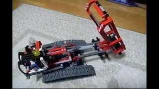 lego technic 8294 Dump Truck