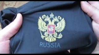 патриотическая футболка с двуглавым орлом из Китая(, 2014-05-31T08:42:40.000Z)