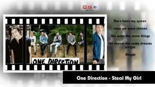 One Direction - Steal My Girl - Music Lyrics Video