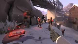 Team Fortress 2: Learning to Play Spy on a Valve Server - TF2 Replay