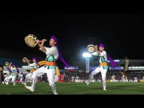 沖縄市園田青年会 全島エイサーまつり  20170927
