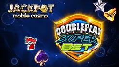 Double Play Superbet Slots now on Jackpot Mobile Casino | Get £5 No Deposit Bonus