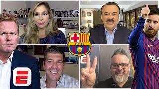Koeman habló: Messi es el mejor y es importante para Barcelona. Hora de pasar la página | Exclusivos