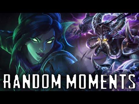 Random LoL Moments #10 | League Of Legends Mid