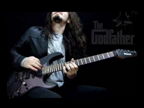 GodFather Theme on Electric Guitar  İBRAHİM BİRDAL