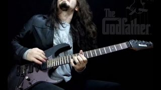 GodFather Theme on Electric Guitar