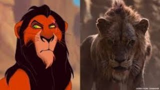 The Lion King Scar Speed Drawing