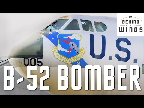 B-52 Bomber | Behind the Wings