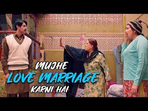 Mujhe Love Marriage Karni Hai   Funny Scene   Load Wedding (2018)