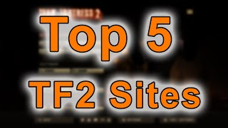 Top 5 TF2 Trading Sites