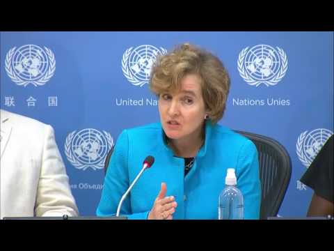 The Sustainable Development Goal 4, Education - Press Conference (28 June 2017)