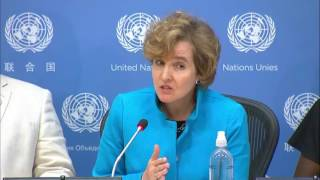 The Sustainable Development Goal 4, Education - Press Conference (28 June 2017) thumbnail