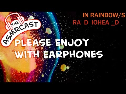 ASMR Lyrics: Radiohead (In Rainbows) FULL ALBUM (A Layered ASMR Cover)