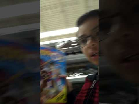 A vlog in toys r us