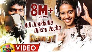 Adi Unakkulla Olichu Vecha Song Making | Thodraa Movie Songs | Priyanka | Latest Tamil Songs 2018