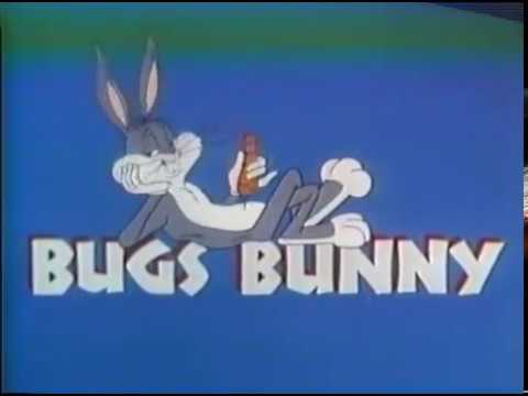 opening to the bugs bunnyroad runner movie 1981 vhs 1995