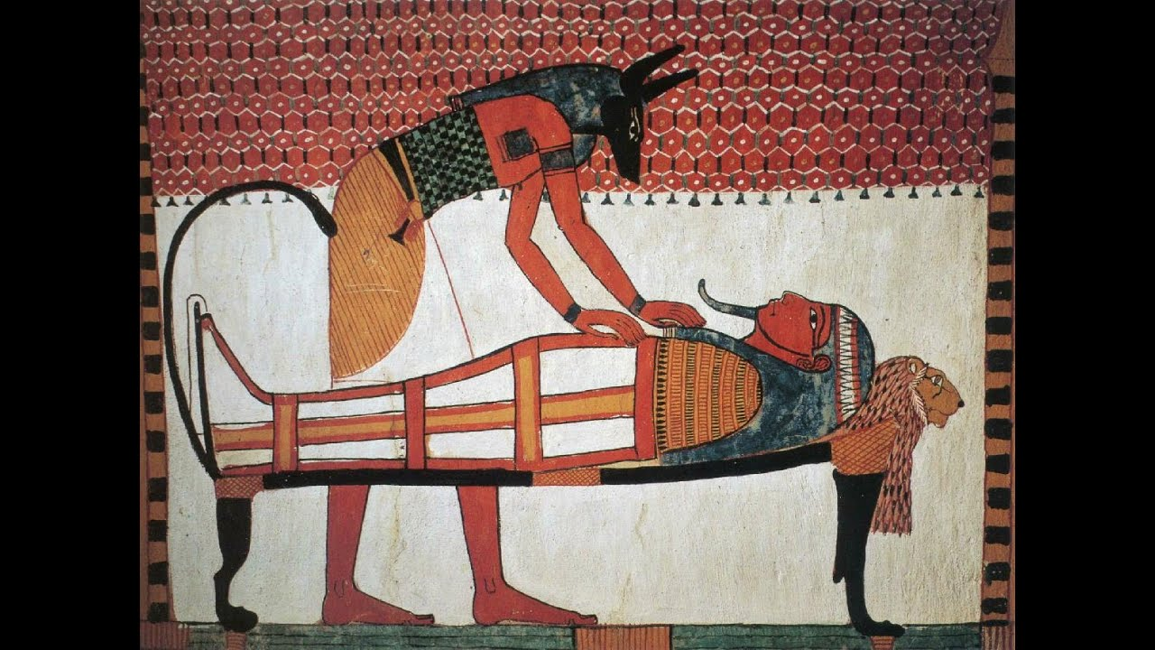 a report on the egyptian process of mummification Ancient egyptian's mummification was a very special process based on their spiritual belief system for the human body to be preserved to continue on in an afterlife.