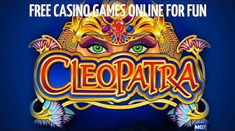 Cleopatra Slot ★ Free Casino Games Online For Fun