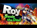 【Smash Bros. for Nintendo 3DS / Wii U】Roy seals the deal!