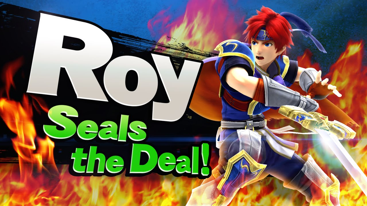 Smash Bros For Nintendo 3DS Wii URoy Seals The Deal YouTube