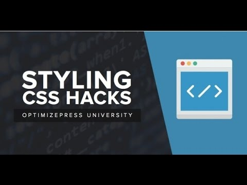 CSS Styling Hacks for Extra Creativity - OptimizePress