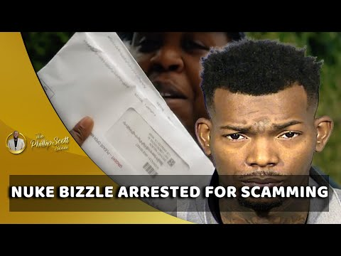 Rapper Nuke Bizzle Arrested For Scamming The Government After Self-Snitching On His EDD Music Video