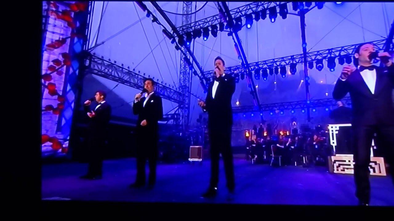 Il divo live at edinburgh castle amazing grace youtube - Il divo amazing grace video ...