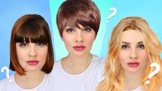 видео Прически и стрижки для квадратного типа лица (фото)