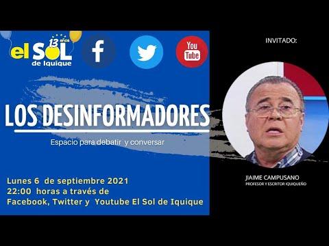 Los Desinformadores Profe Jaime Campusano