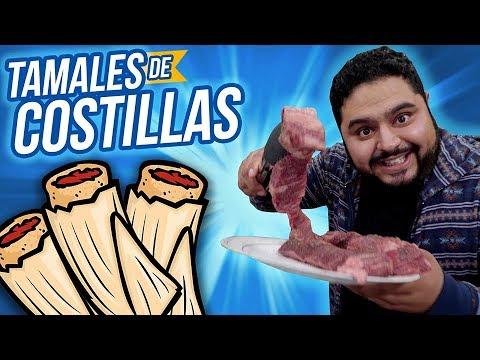 RIB TAMALES | EL GUZII