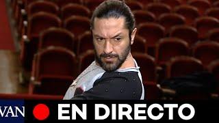 DIRECTO: Rueda de prensa de Rafael Amargo en el Teatro La Latina